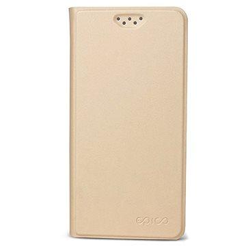 Epico Slim Book pro Samsung J3 (2017) - zlaté (18311102000001)