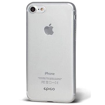 Epico Ronny Gloss pro iPhone 7/8/SE 2020 bílý transparentní (15810101000006)