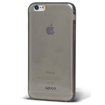 Epico Ronny Gloss pro iPhone 6/6S černý transparentní (4410101200011)