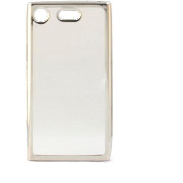 Epico Bright Case Sony Xperia XZ1 Compact - stříbrné (26710102100001)