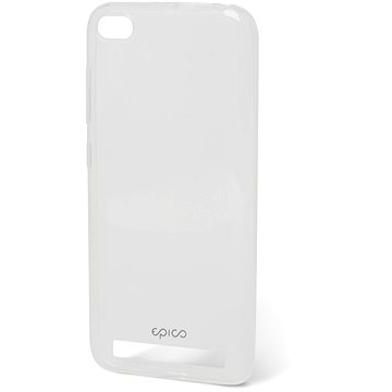 Epico Ronny Gloss pro Xiaomi Redmi 5a - white transparent (27310101000001)