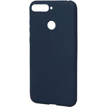 Epico Silk Matt pro Huawei Y6 Prime (2018) , modrý (29710101600001)