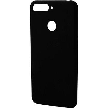 Epico Silk Matt pro Huawei Y6 Prime (2018) , černý (29710101300001)