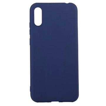 Epico Silk Matt pro pro Huawei Y6 (2019) , modrý (39010101600001)