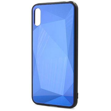 Epico Colour Glass case pro Huawei Y6 (2019) - modrý (39010151600001)