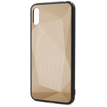 Epico Colour Glass case pro Huawei Y6 (2019) - zlatý (39010152000001)
