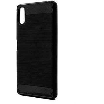 Epico Carbon pro Sony Xperia L3 - černý (36410101300002)
