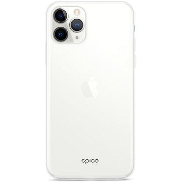 Epico SILICONE CASE 2019 X/XS/11 PRO bílý transparentní (42310101000003)