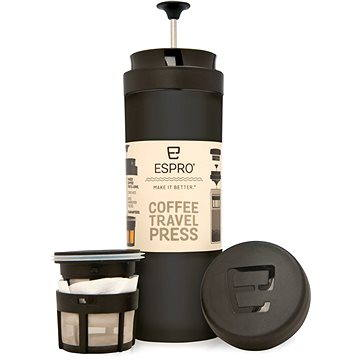 ESPRO Travel Press černý (5012T-15BK)