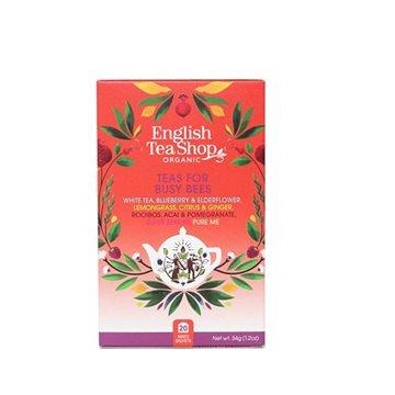 English Tea Shop Mix čajů Pro pilné včelky 40g, 20 ks bio ETS20 (60406)