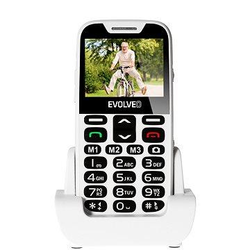 EVOLVEO EasyPhone XD bílý (EP-600-XDW)