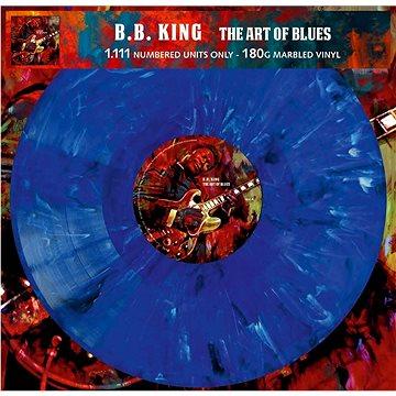B. B. King: The Art Of Blues - LP (4260494435900)