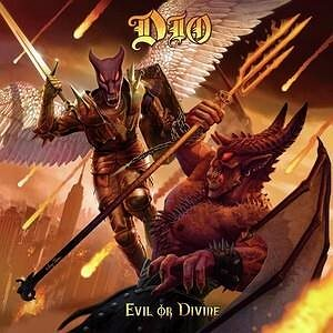 Dio: Evil Or Divine: Live In New York City (3x LP) - LP (4050538629668)