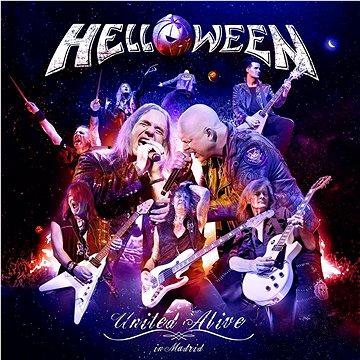 Helloween: United Alive In Madrid (3x CD) - CD (0727361485924)