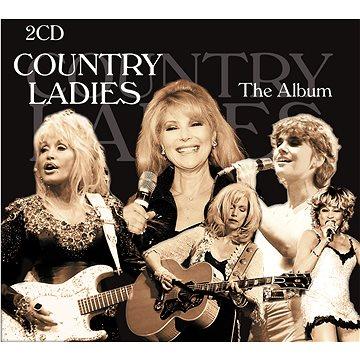 Various: Country Ladies - The Album - CD (4260134477963)