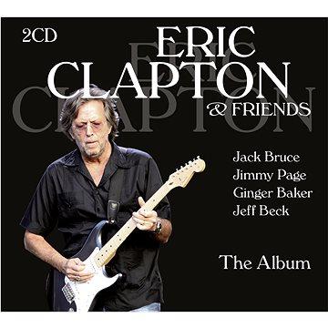 Clapton Eric: The Album - CD (4260134477864)