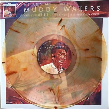 Waters Muddy: Me And My Blues - LP (4260494435429)