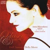 Hlavenková Anna: O lásce a smrti - CD (8594170819699)