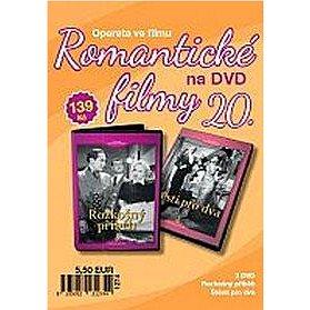 Romantické filmy 20 (2DVD) - DVD (8595052212744)