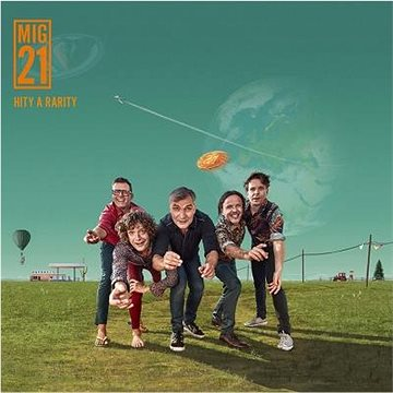 Mig 21: Hity a rarity (2x LP) - LP (3567303)