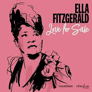 Fitzgerald Ella: Love For Sale - LP (4050538421286)