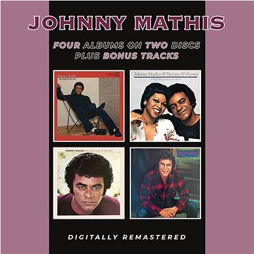 Mathis Johnny: You Light Up My Life / That's What Friends Are For (2x CD) - CD (5017261214508)