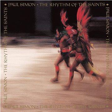 Simon Paul: Rhythm of the Saints - LP (0190758351216)