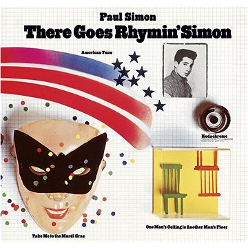 Simon Paul: There Goes Rhymin' Simon - LP (0889854224110)