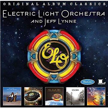 ELECTRIC LIGHT ORCHESTRA: Original Album Classics 3 (5x CD) - CD (0190758818320)