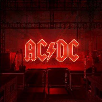 AC/DC: Power Up (Transparent Yellow Vinyl) - LP (0194398166612)