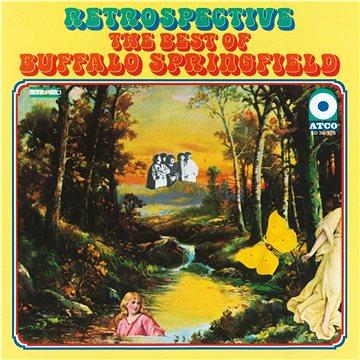 Springfield Buffalo: Retrospective: The Best Of Buffalo Springfield - LP (0349784540)