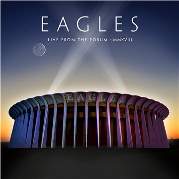 Eagles: Live From The Forum MMXVIII (3 disky) - 2x CD+Blu-ray (0349784765)