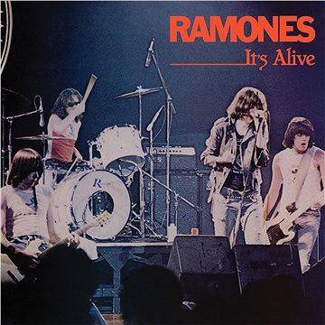 Ramones: It's Alive - 40th Anniversary Deluxe Edition (4x CD + 2x LP) - CD+LP (0349785101)