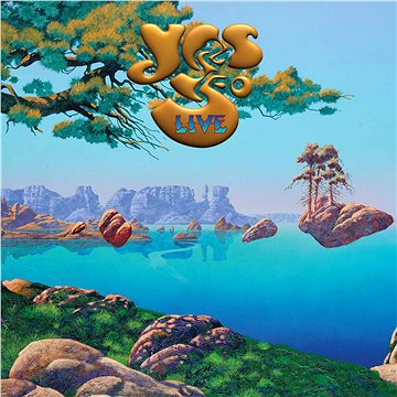 Yes: Yes 50 Live (4x LP) - LP (0349785214)