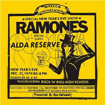 Ramones: Rsd - Live At The Palladium, New York, Ny (12/31/79) (2x LP) - LP (0349785364)
