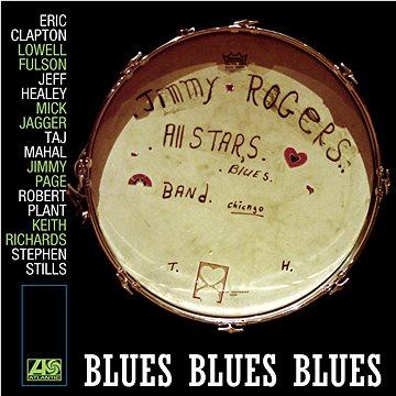 Rogers Jimmy All Stars: Blues Blues Blues (2x LP) - LP (0349785551)