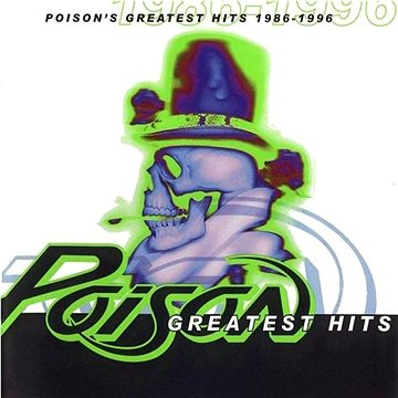 Poison: Greatest Hits 86-96 - CD (072438533752)