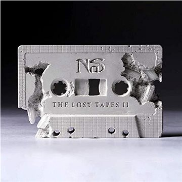 Nas: The Lost Tapes 2 - CD (0807730)