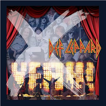 Def Leppard: Volume 3 (Box) (6x CD) - CD (0818018)