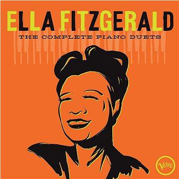 Fitzgerald Ella: The Complete Piano Duets (2x CD) - CD (0852580)
