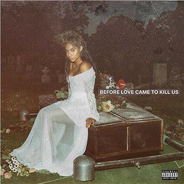 Reyez Jessie: Before Love Came Kill Us (2x LP) - LP (0864605)