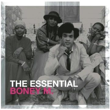 BONEY M.: Essential (2x CD) - CD (0887254643623)