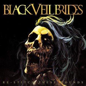 Black Veil Brides: Re-stitch These Wounds (Ultra Clear W/ Neon Yellow & Black Splatter) - LP (100167