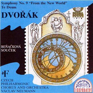 Česká filharmonie, Neumann Václav: Symfonie 9, Novosvětská - CD (111961-2)