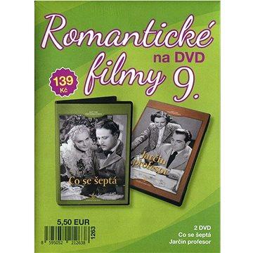 Romantické filmy 9 (2DVD) - DVD (1263)