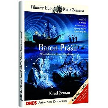 Baron Prášil - DVD (1280)