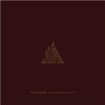 Trivium: Sin And The Sentence - CD (1686174462)