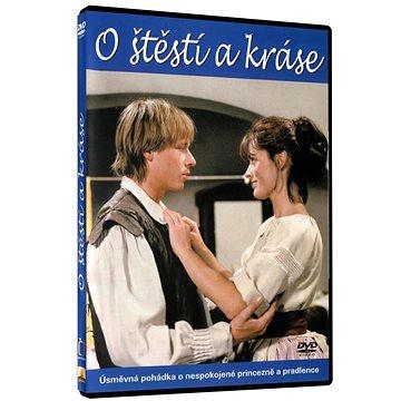 O štěstí a kráse - DVD (8595209630544)