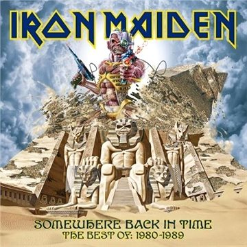 Iron Maiden: Somewhere Back In Time (The Best Of: 1980-1989) (2x LP) - LP (2147071)