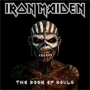 Iron Maiden: Book Of Souls (2015) (3x LP) - LP (2564608920)
